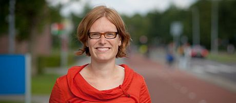 Dr Fanny Janssen In The Race For Lecturer Of The Year