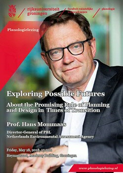 Latest lecture: Prof. Hans Mommaas