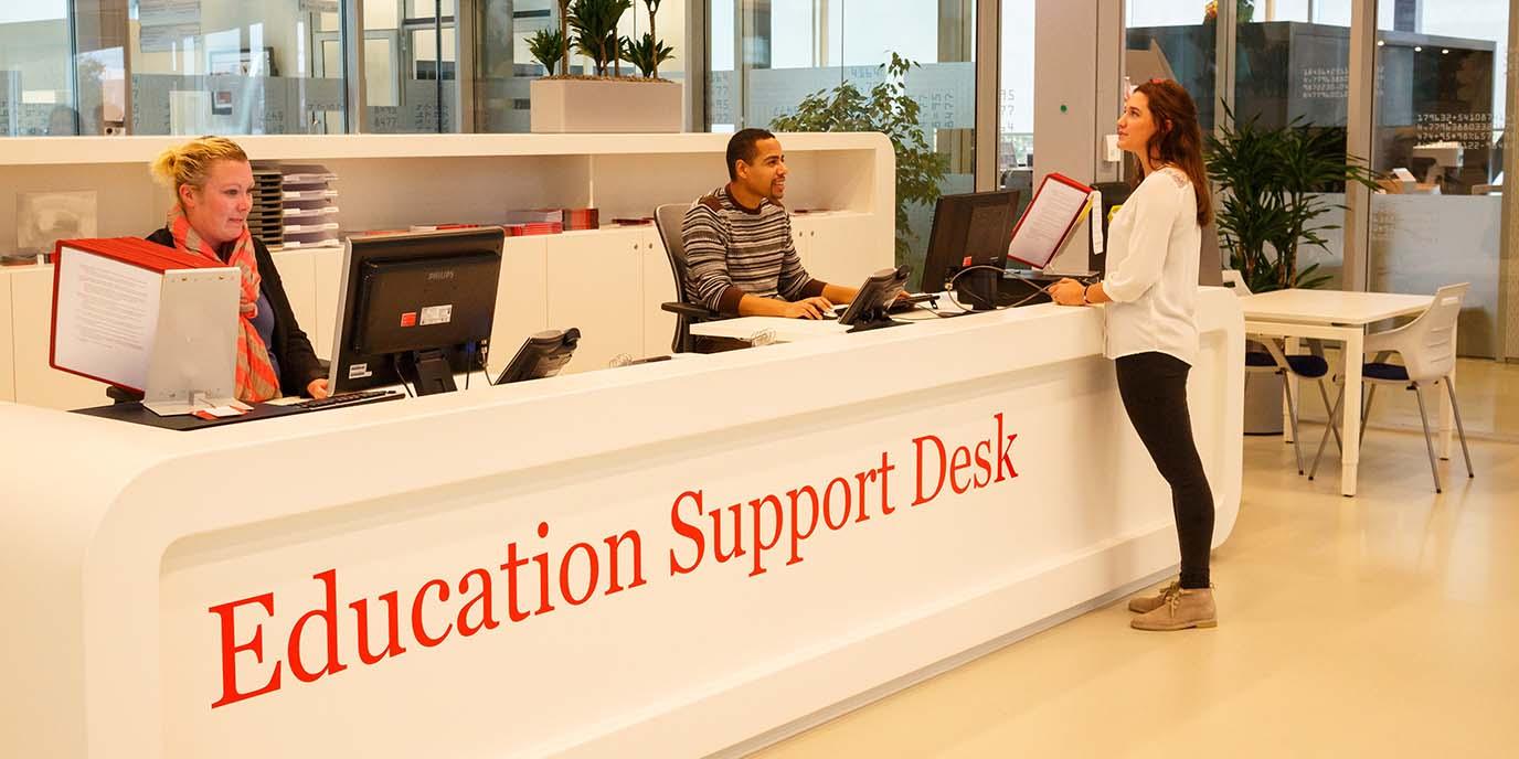 Education Support Centre   Ontmoet de