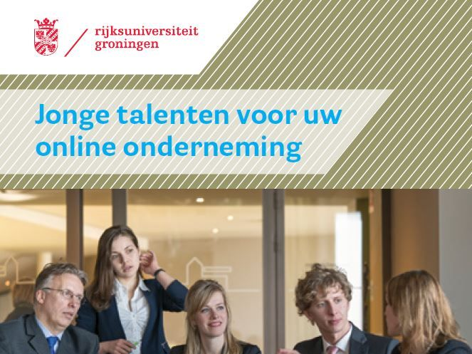 Jong online talent via het GDBC