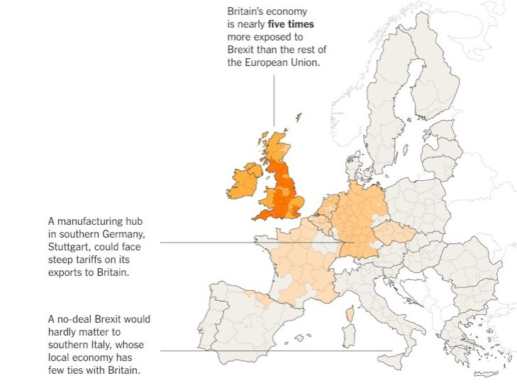 The regional impact of Brexit