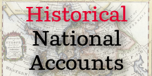 Historical National Accounts