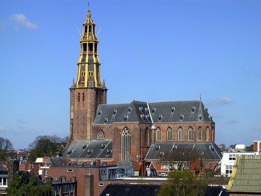 Image: Der Aa Church, Groningen Historic Churches Foundation