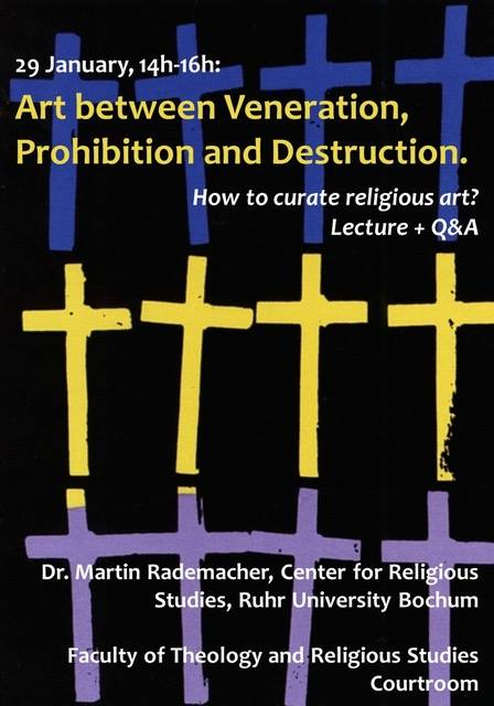 How to Curate Religious Art?