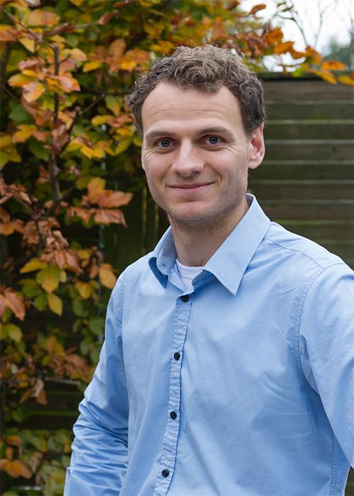 Testimonial van alumnus Sten Dallinga