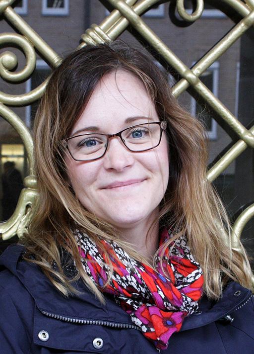 Testimonial van Student Caroline Lindstrom