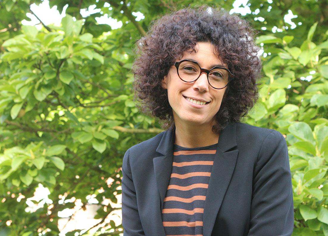 Testimonial van lecturer Francescia Giarini