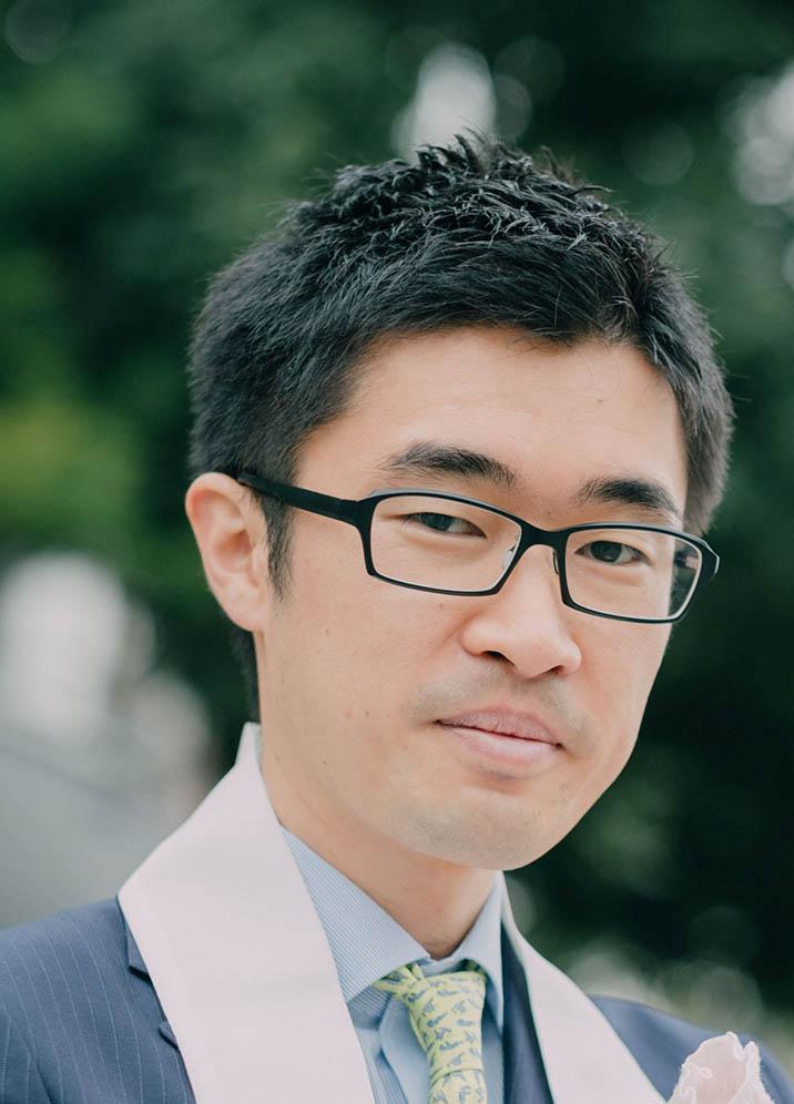 Testimonial van alumnus Jiro Haratsuka