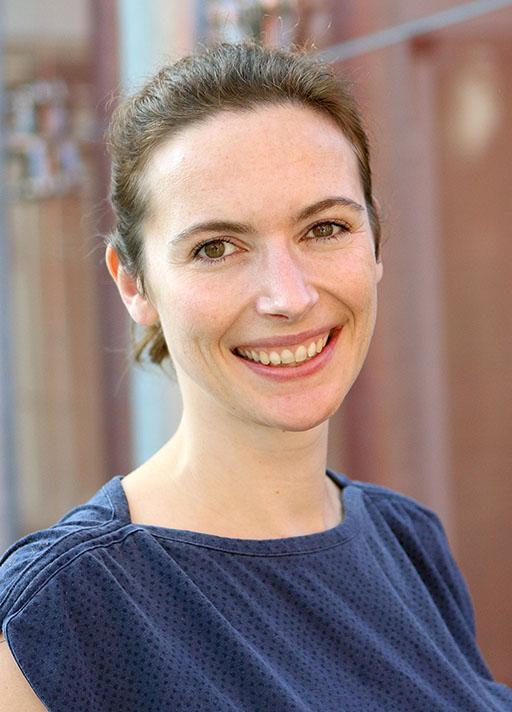 Testimonial van Lecturer Lise Jans