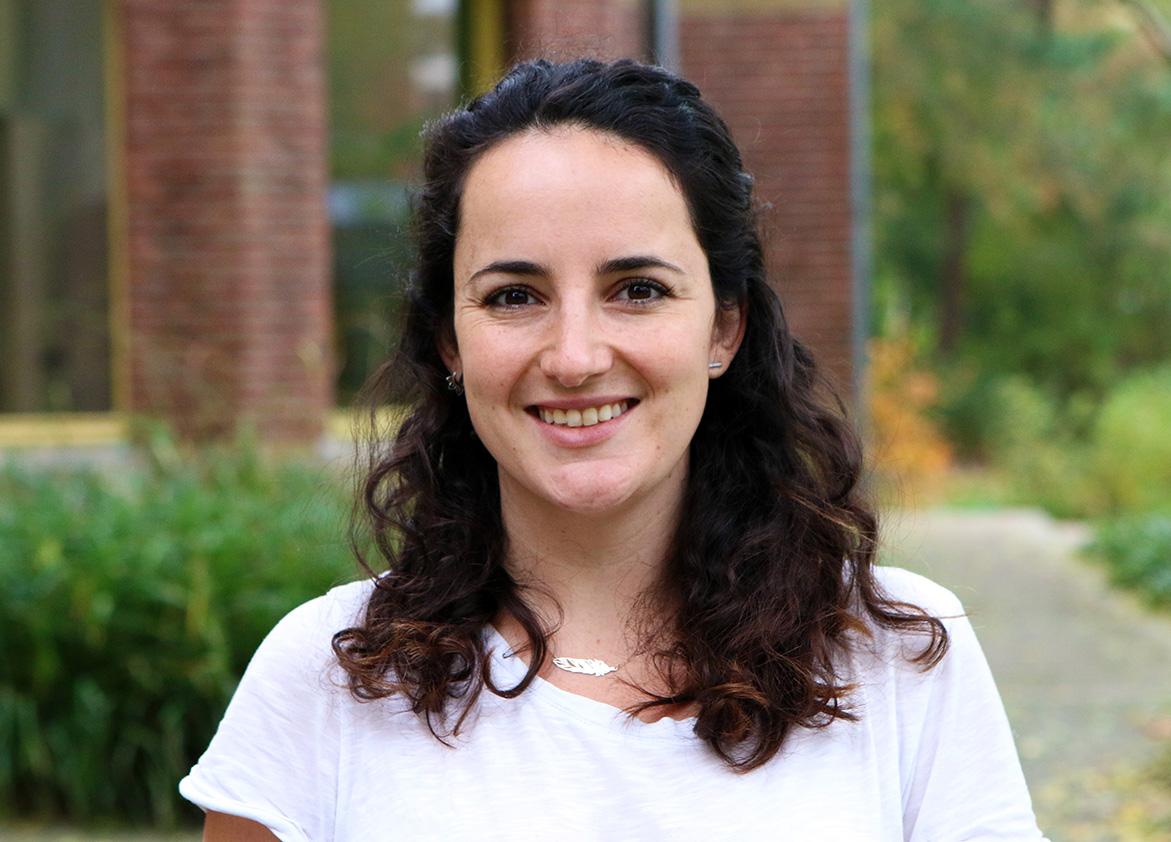 Testimonial van Student Rosa María Guttiérez
