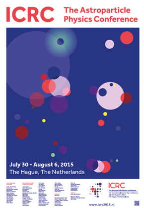 International Cosmic Ray Conference 2015 Icrc2015