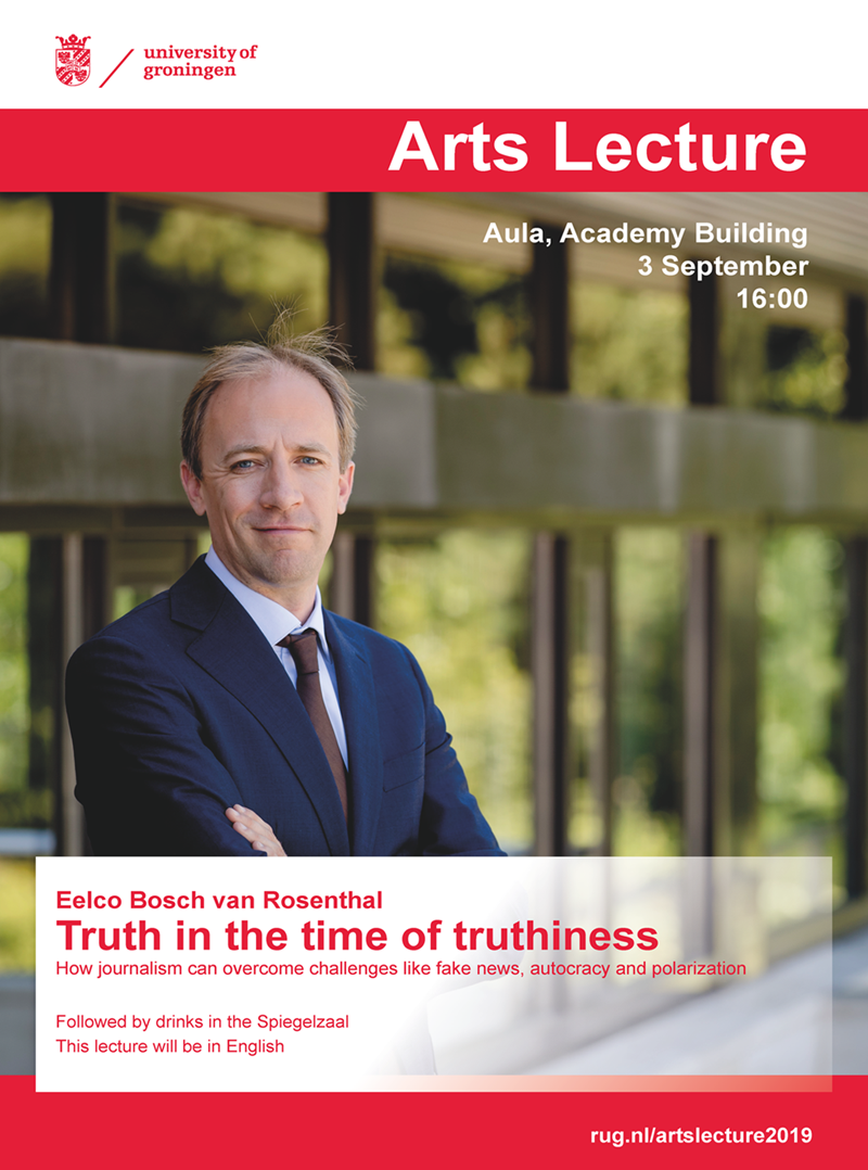 Arts Lecture - Opening of the Faculty of Arts Academic Year