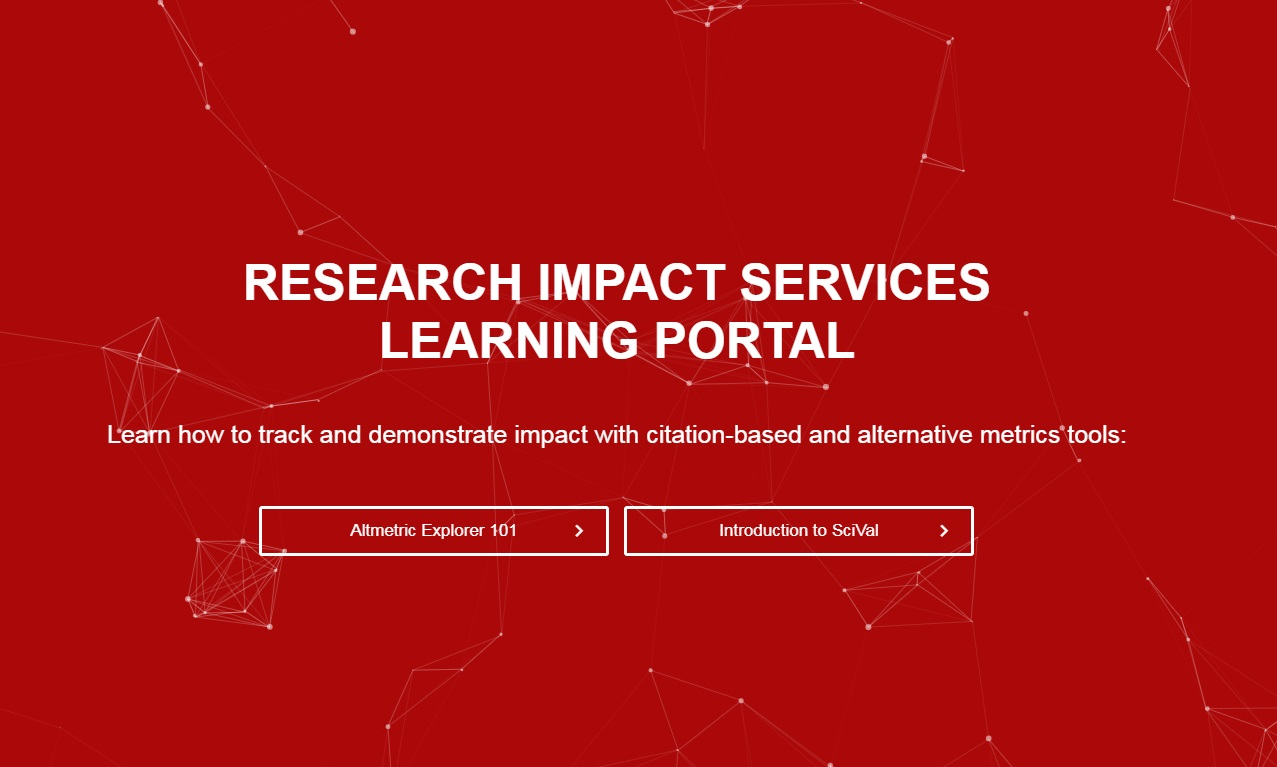 Impact learning portal
