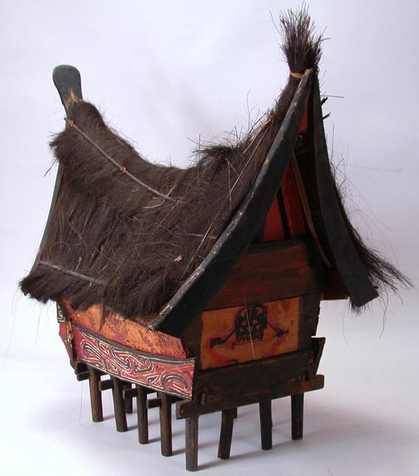 Model van een huis, Indonesië