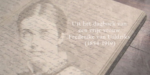 The Diary of Frederike van Uildriks