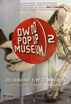 dwdd pop up museum