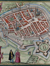 Groningen Anno 1596: With more independence, a requirement to an own law school