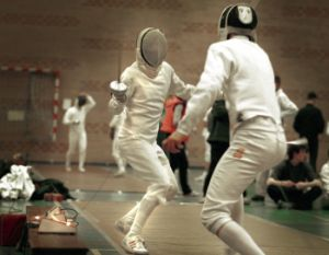 Fencing at ACLO