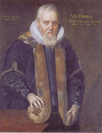 Ubbo Emmius, the first Rector Magnificus