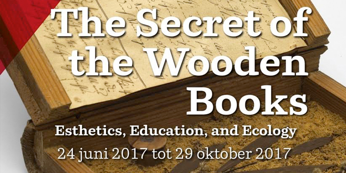 The Secret of the Wooden Books