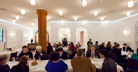 Conference diner at the Groninger Museum