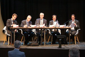 Panel discussion with Dirk Ulbricht, Takis Tridimas, Mark Wissink, Michel Tison and Lodewijk Smeehuijzen