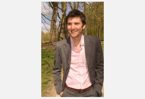 Testimonial of Christian Garrard, UK, LLB student International and European Law