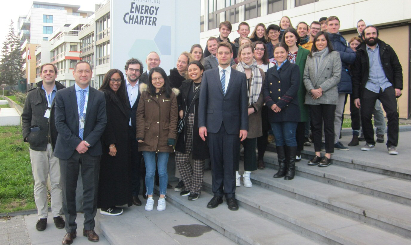 LLM Energy and Climate Law in Brussels