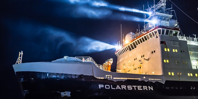 MOSAiC - the greatest arctic research expedition of all time