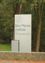 Max Planck Institute for Psycholinguistics in Nijmegen, © BCN/BCN-BRAIN, 2011