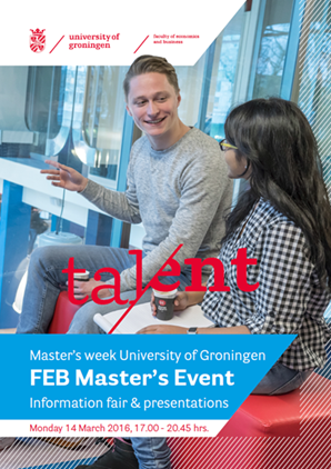 FEB Master's event 14 March
