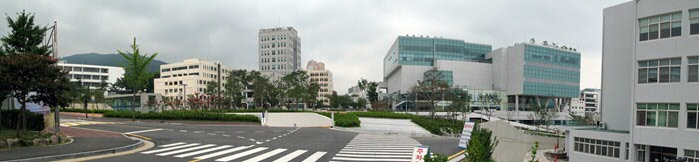 Pusan University Campus