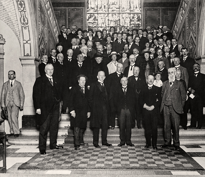 100 Years Of Gia A Photo History Gia Centennial 2020 University Of Groningen