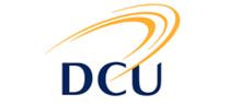 Logo of Dublin City University