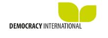Logo of Democracy International