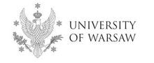 Logo of the University of Warsaw