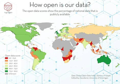 Overview open data