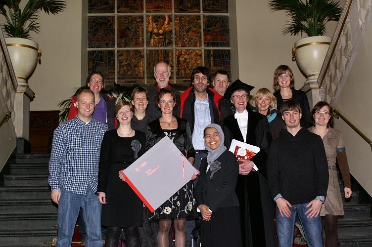EBVDT group december 2010
