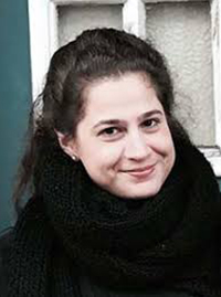 Isabelle Soares (PhD Researcher)