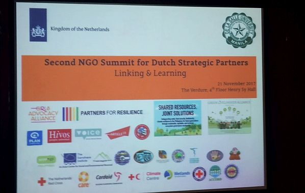 Second NGO Summit for Dutch Strategic Partners