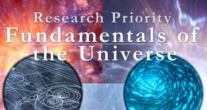 January 19 2017 : Fundamentals of the Universe Kick-Off meeting