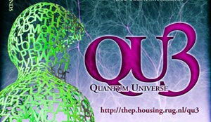 March 28, 2013: 3rd Quantum Universe Symposium