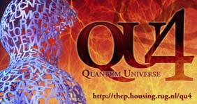 April 16, 2014: 4th Quantum Universe Symposium