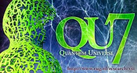 April 13, 2017: Seventh Quantum Universe Symposium
