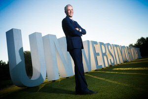 Zernike Institute Director Thom Palstra becomes Rector Magnificus at the University of Twente