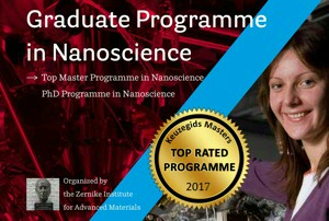 Top Master Nanoscience Top Rated Programme 2017