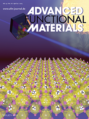 Our cover on Perovskites