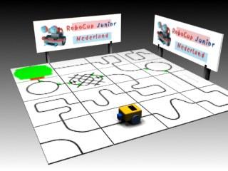 RoboCup Redden Voorbeeld