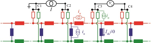 The resistor model | Illustration Omar et al. Phys Rev B