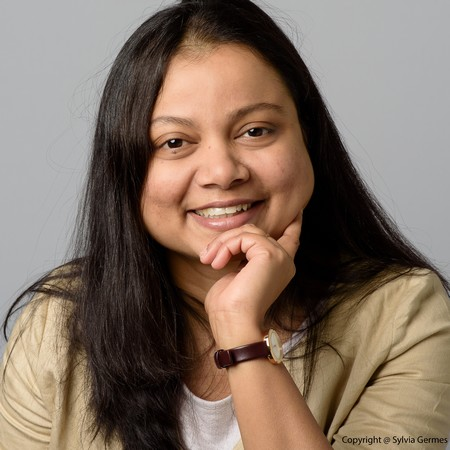 Professor of Spintronics of Functional Materials Tamalika Banerjee | Photo Sylvia Germes